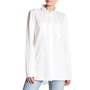 Madewell | Classic White Button-up Shirt